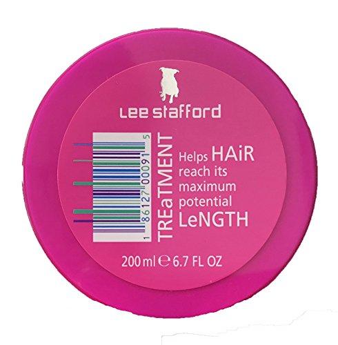 Lee Stafford   Vegan Friendly Hair Growth Treatment - 200ml   Contains Pro-Growth Complex To Nourish & Condition The Hair & Scalp   Hair Treatment, Hair Growth Serum
