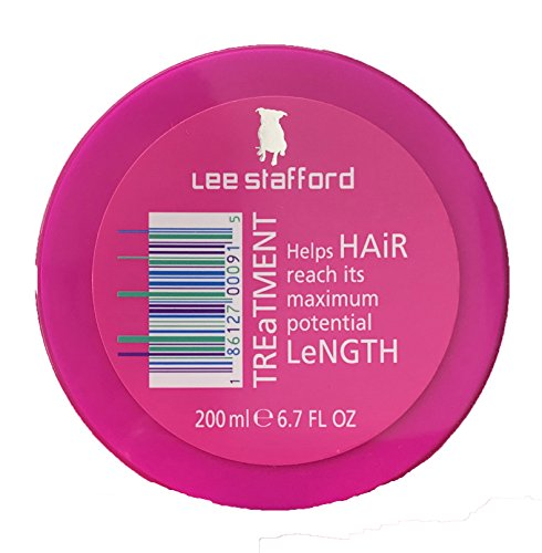 Lee Stafford | Vegan Friendly Hair Growth Treatment - 200ml | Contains Pro-Growth Complex To Nourish & Condition The Hair & Scalp | Hair Treatment, Hair Growth Serum