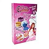 KNORRTOYS.COM- Glitza - Juego de uñas, Multicolor, 0 (knoortoys_GL7520)