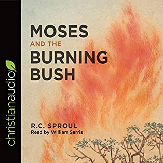 Moses and the Burning Bush cover art
