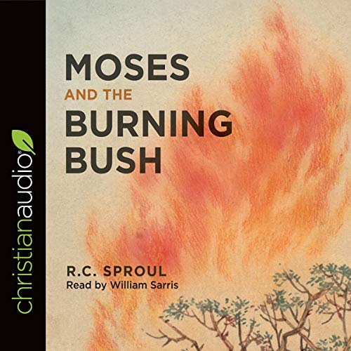 Couverture de Moses and the Burning Bush