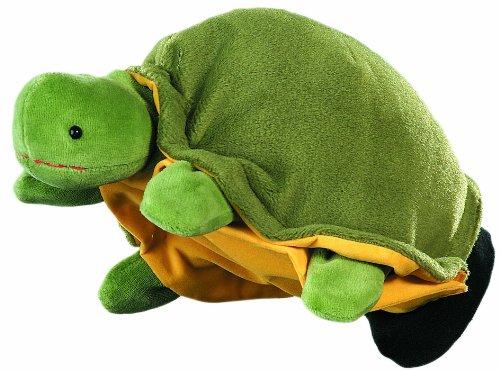 Beleduc Arts & Crafts 40257 Handpuppe Schildkröte Spiel