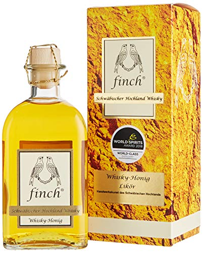 finch Whiskydestillerie Whisky Honig (1 x 0.5 l)