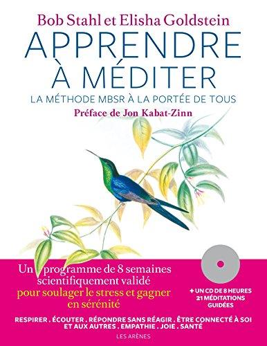 Programme Apprendre à Méditer livre + CD