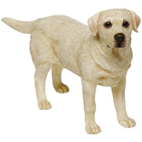 Leonardo Collection Labrador Ornament Hund, Stein, Gold