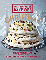 The Great British Baking Show Book - Christmas