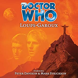 Doctor Who - Loups-Garoux cover art