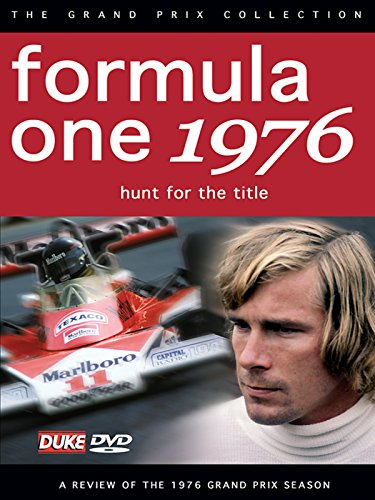 F1 Review 1976 Hunt for the Title [OV]