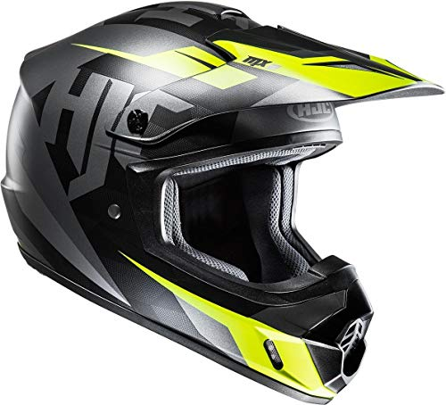HJC CS-MX II - DAKOTA / MC5SF - Crosshelm/Endurohelm/Motorradhelm, GröàŸe:XS