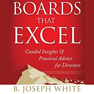 Boards That Excel audiobook cover art