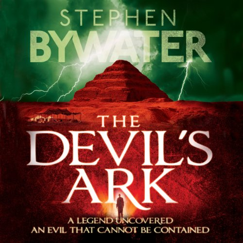 The Devil's Ark audiobook cover art