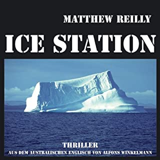 Ice Station Titelbild