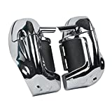 XFMT Lower Vented Leg Fairing Glove Box Compatible with 1983-2013 Harley touring models FLT, FLHT, FLHTCU, FLHRC, Road King, Street Glide, Electra Glide, Ultra-Classic, Road Glide
