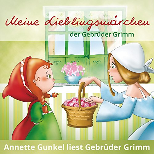 Meine Lieblingsmärchen der Gebrüder Grimm Titelbild
