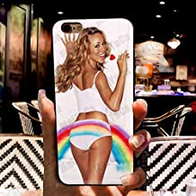 Inspired by Mariah Carey Phone Case Compatible With Iphone 7 XR 6s Plus 6 X 8 9 11 Cases Pro XS Max Clear Iphones Cases TPU - Of- Clock- Japan- Cell- Cell- 32872088732