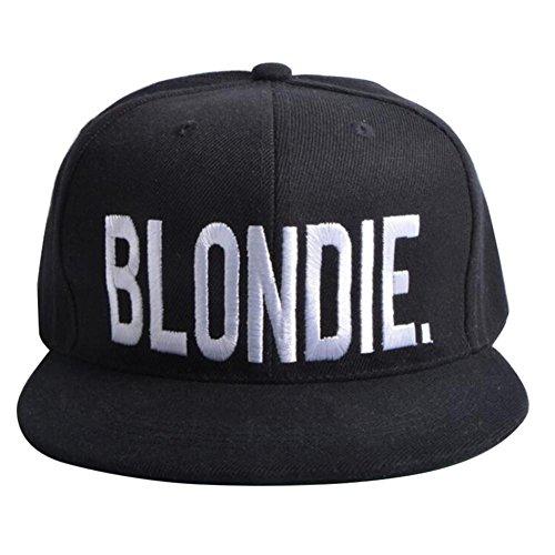 Ardorlove Blondie Brownie Stickerei Hysteresen Baumwolle Hüte Frauen Freundin Geschenke Blondie Brownie Stickerei Hysteresen Baumwolle Hüte Frauen Freundin Geschenke für Sie