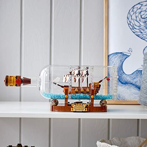 Le Bateau en Bouteille LEGO® Ideas 21313 - (962 pièces) - 6