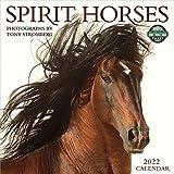 Spirit Horses 2022 Wall Calendar