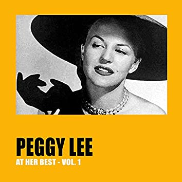 Peggy Lee at Her Best Vol. 1