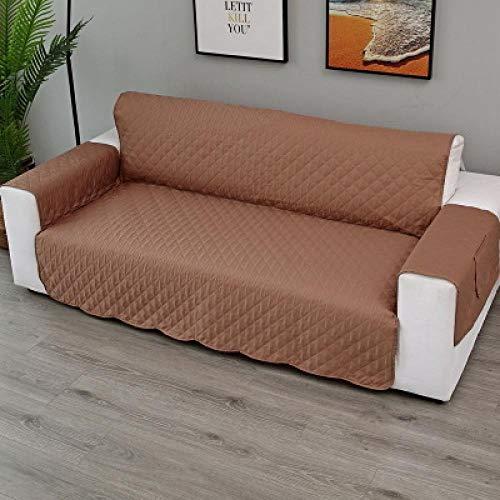 Funda de sillón,Jacquard poliéster Funda de Sofá,Sofá Funda de sofá, manta de silla, perro mascota, niños, tapete, protector de muebles, reversible, lavable, extraíble, reposabrazos, fundas 1/2/3