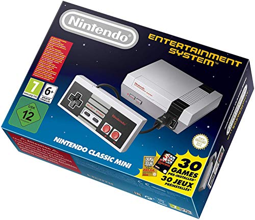 Nintendo Entertainment System NES Classic Edition- Game Console With Controller