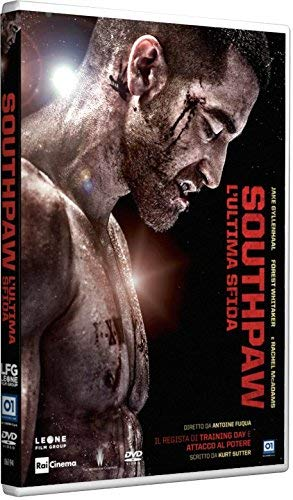 Rai Cinema Dvd southpaw - l'ultima sfida