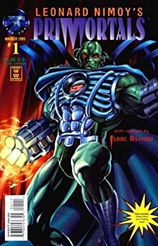 Unknown Binding Primortals (1995 1st Series Tekno) #1 Book
