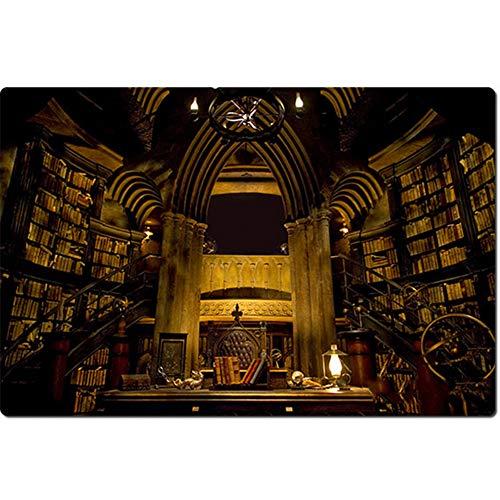 Magia Mapa Boutique Escritorio de Harry Potter cojín de alfombrilla de ratón