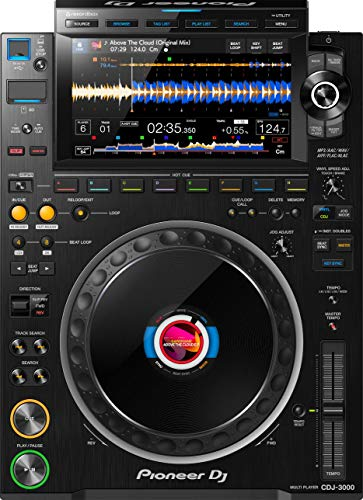 Pioneer CDJ-3000 DJ Multi-Player