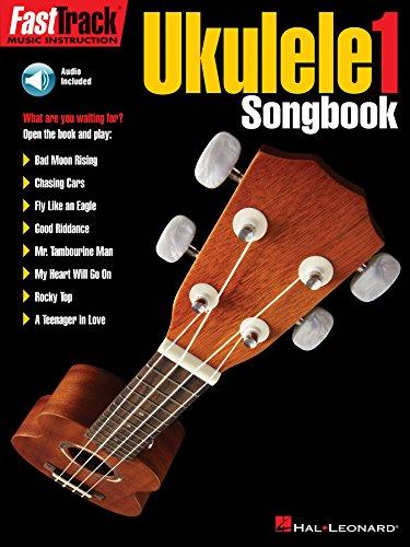 FastTrack Ukulele Songbook - Level 1 (English Edition)