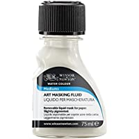 Winsor & Newton - Líquido para enmascarar acuarelas (75 ml)