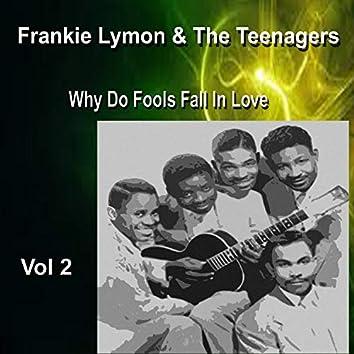 Frankie Lymon & the Teenagers Vol. 2