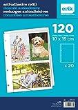 Grupo Erik Editores Recambio álbum de Fotos de 40páginas...