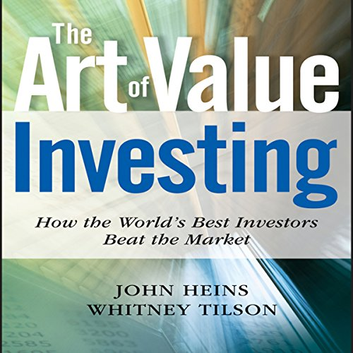 The Art of Value Investing audiobook cover art