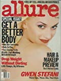 Allure Magazine May 2003 Gwen Stefani