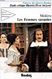 Les femmes savantes - Dunod - 07/05/1988