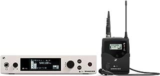 Sennheiser Pro Audio Wireless Lavalier Set, Range GW+ (ew 300 G4-ME2-RC-GW+)
