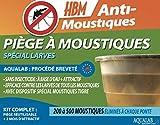 HBM Anti-Moustiques Trappola per Larve di zanzare AQUALAB