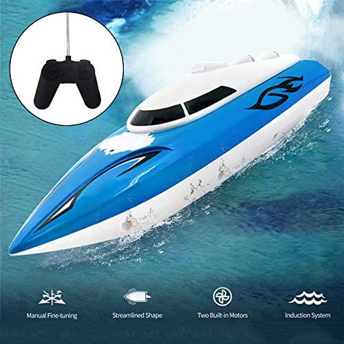 RC Boat Infra-red Remote Control Electr RTR Plastic Don't miss the ...