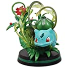 Pokémon:Bulbasaur PVC Figure - 4.33 Inches Movie Character Model Toys