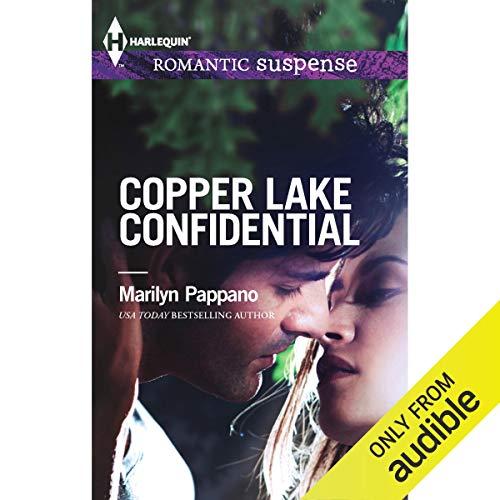 Copper Lake Confidential audiobook cover art