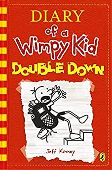 Diary of a Wimpy Kid: Double Down (Book 11) by [Jeff Kinney]