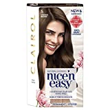 Clairol Nice'n Easy Permanent Hair Color, 5 Medium Brown, Pack of 1
