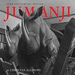 Jumanji                   By:                                                                                                                                 Chris Van Allsburg                               Narrated by:                                                                                                                                 An Ensemble Cast                      Length: 16 mins     10 ratings     Overall 3.8