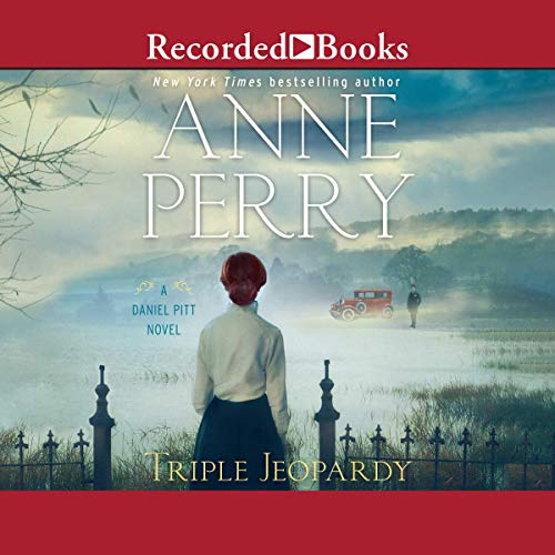 Triple Jeopardy audiobook cover art