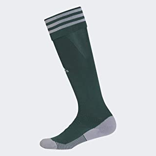 Adi Sock 18 Calcetines, Unisex Adulto, Collegiate Green/White
