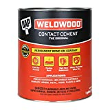 DAP 00272 Original Contact Cement Qt Raw Building Material, 1, Tan
