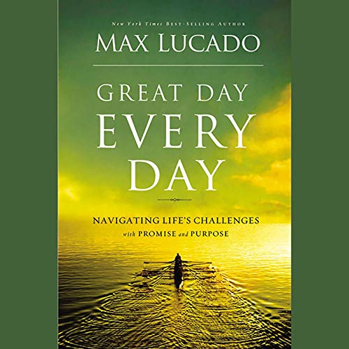 Great Day Every Day audiobook cover art