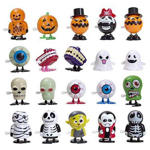 AWZNG 20PCS Wind Up Toys,for Party Assorted Clockwork Toys Supply for Party Favors for Boys,Girls,Kids