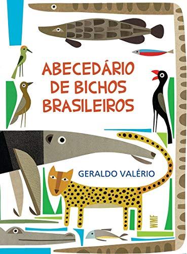 Abecedário de bichos brasileiros